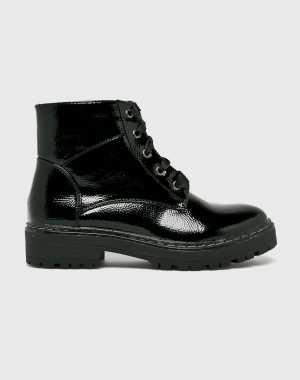 Haily's Női Magasszárú cipő fekete