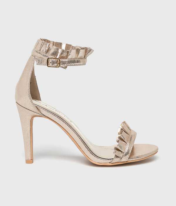 Answear Női Tűsarkú cipő ANNE MICHELLE arany