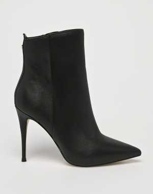 Guess Jeans Női Magasszárú cipő fekete