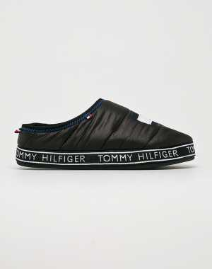 Tommy Hilfiger Női Papucs fekete
