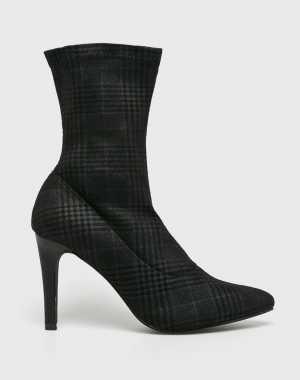 Answear Női Magasszárú cipő fekete