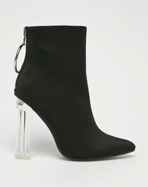 Public Desire Női Magasszárú cipő Fierce fekete