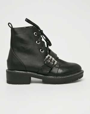Public Desire Női Magasszárú cipő Regeneration fekete