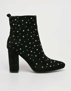 Answear Női Magasszárú cipő Mannika fekete