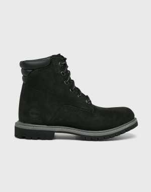 Timberland Női Magasszárú cipő fekete
