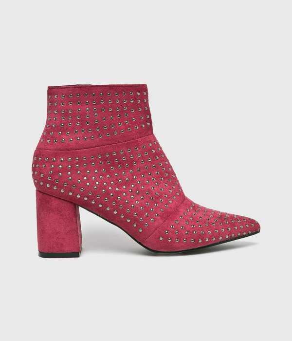Medicine Női Magasszárú cipő Basic lila-rózsás