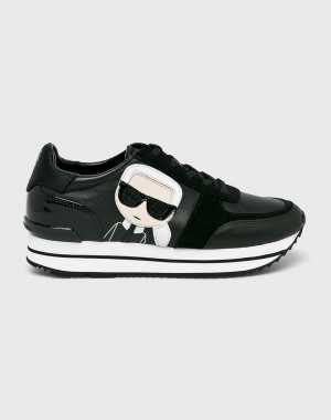 Karl Lagerfeld Női Cipő fekete