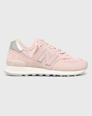 New Balance Női Cipő WL574OPS rózsaszín