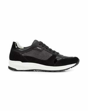 Geox Női Cipő fekete