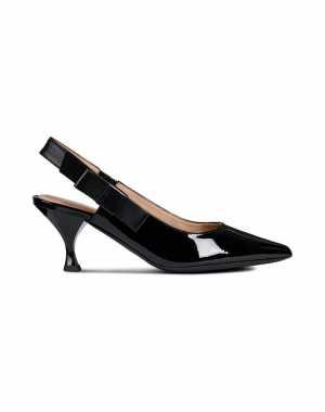 Geox Női Tűsarkú cipő fekete