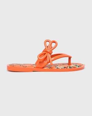 Melissa Női Flip-flop narancssárga