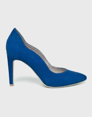 Marco Tozzi Női Tűsarkú cipő kék
