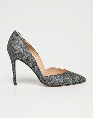 Solo Femme Női Tűsarkú cipő fekete