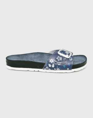 Pepe Jeans Női Papucs cipő Oban Virgi sötétkék