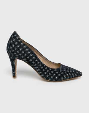 Tamaris Női Tűsarkú cipő sötétkék