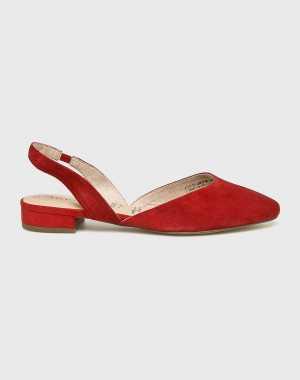 Tamaris Női Balerina piros