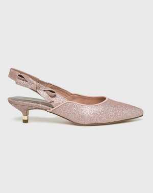 Tamaris Női Sarkas cipő pasztell rózsaszín
