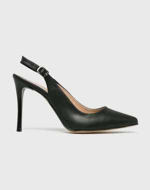 Answear Női Tűsarkú cipő fekete