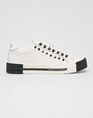 Armani Exchange Női Cipő fehér