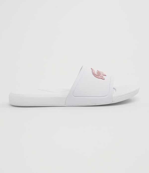 Lacoste Női Papucs cipő fehér