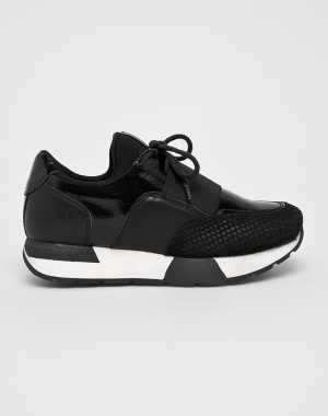 Wojas Női Cipő fekete