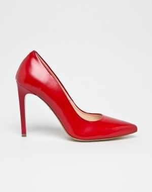 Wojas Női Tűsarkú cipő piros