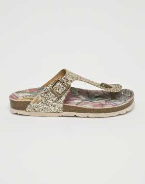 Pepe Jeans Női Flip-flop arany