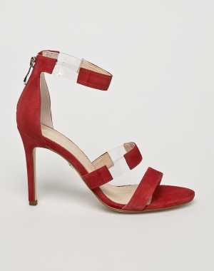 Solo Femme Női Szandál piros