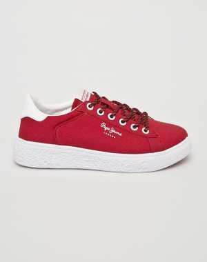 Pepe Jeans Női Cipő piros