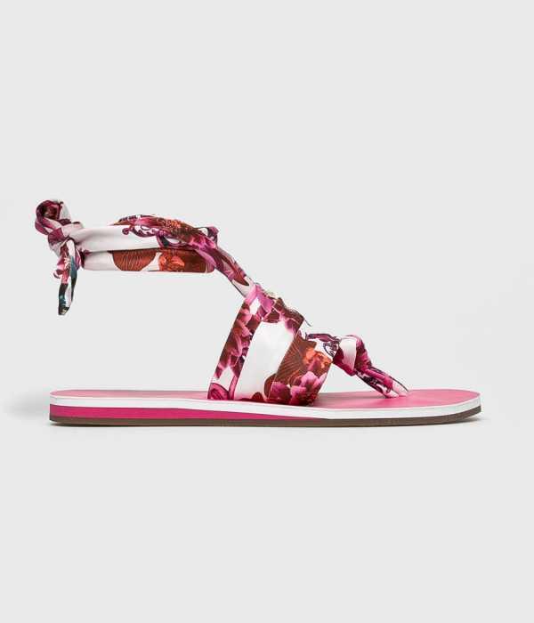 Guess Jeans Női Szandál pasztell rózsaszín