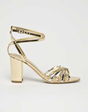 Guess Jeans Női Szandál arany