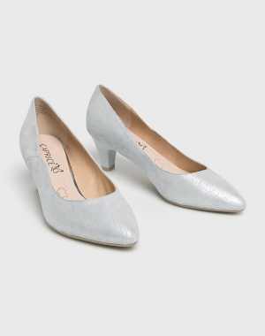 Caprice Női Sarkas cipő szürke