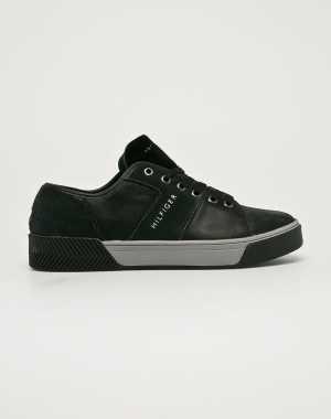 Tommy Hilfiger Férfi Cipő fekete