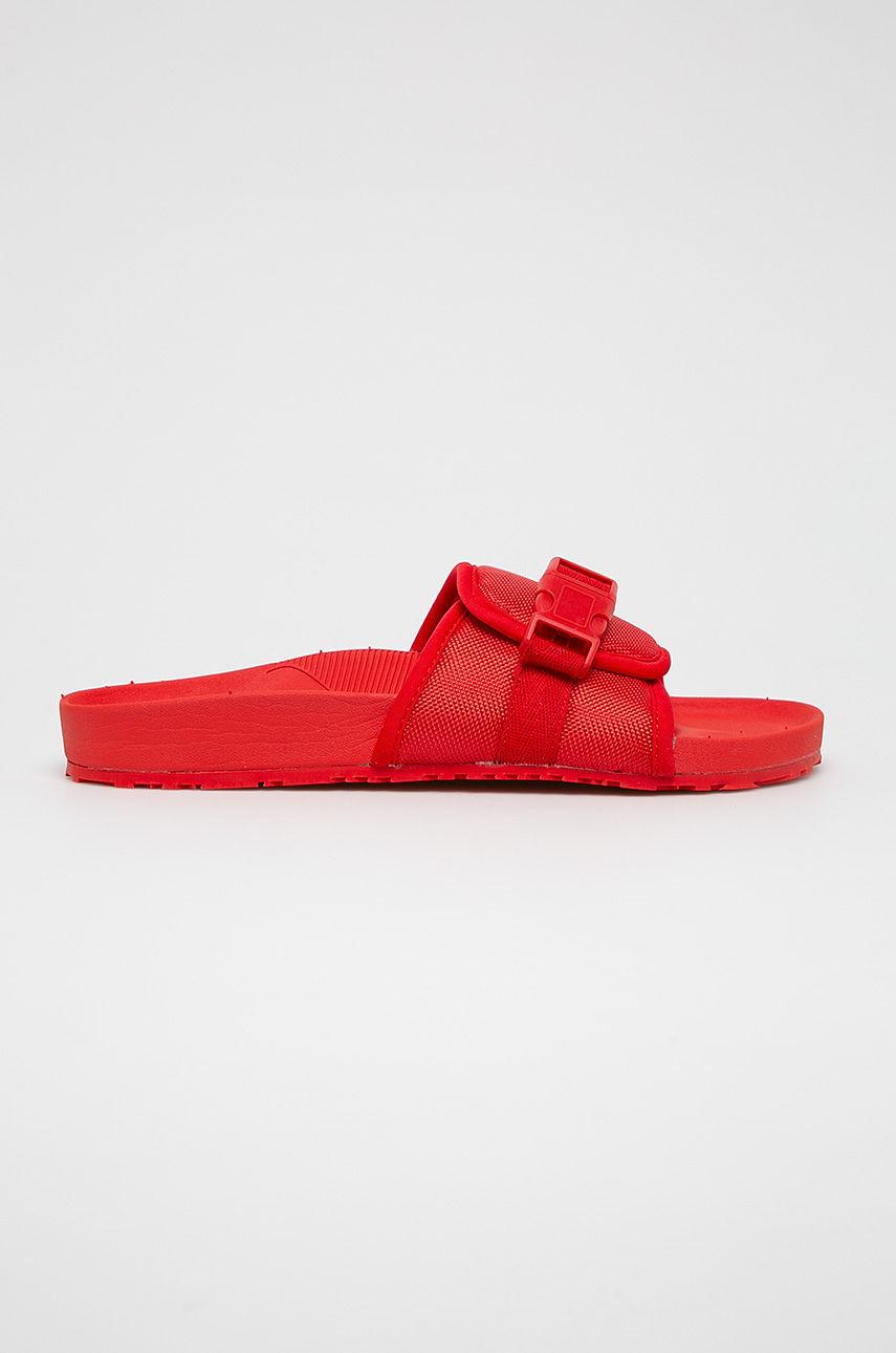 Puma Férfi Papucs cipő sötétkék webáruház, webshop